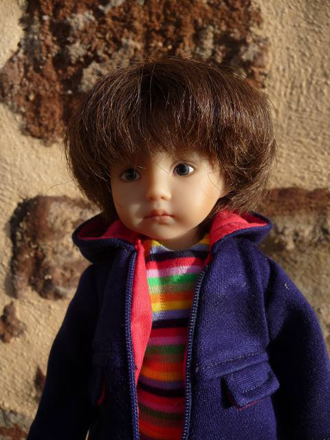 Lucas poupée Boneka Modern Doll convention
