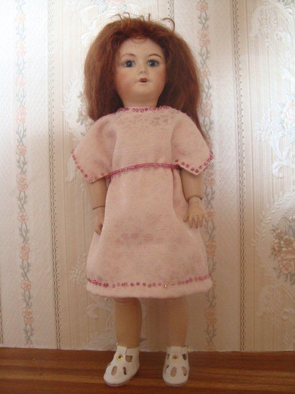 La jolie robe de Bleuette