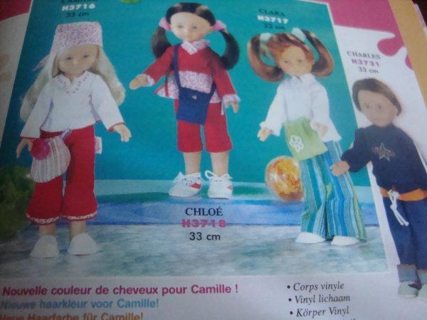 Les Chéries  -  2005