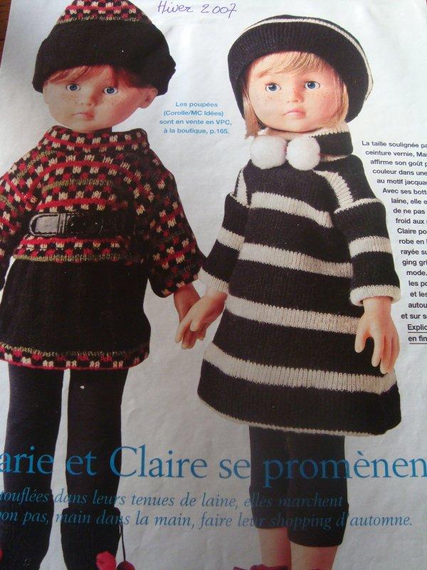 Marie-Claire Idées nous propose en 2007  ...