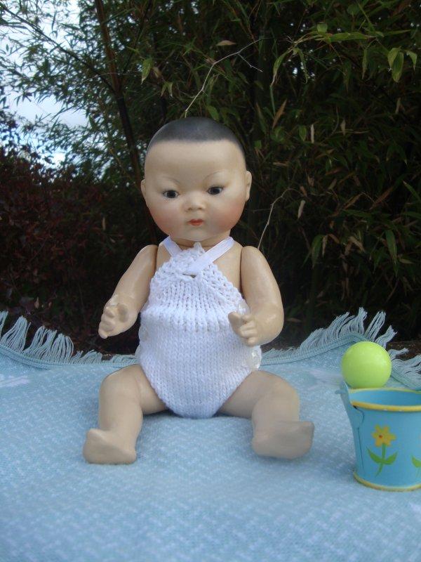 Le maillot de bain de Bambino