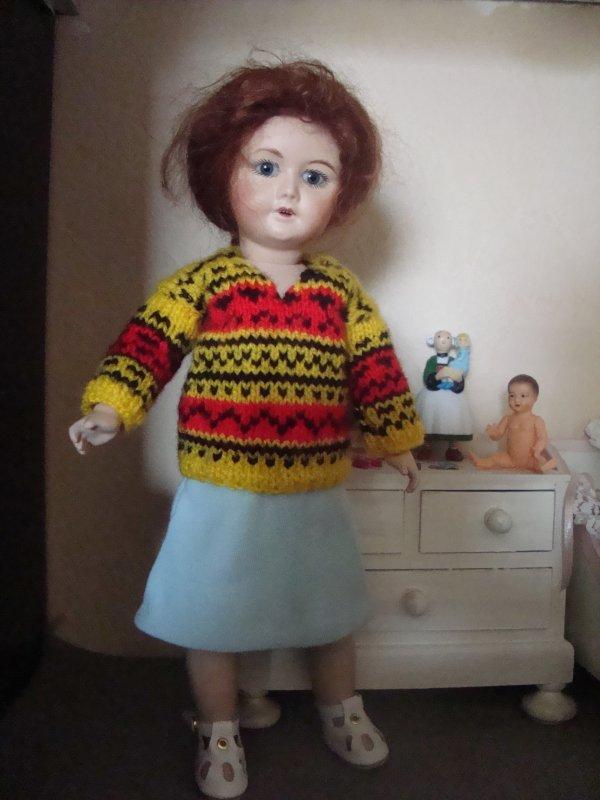 Le pull de Loulotte