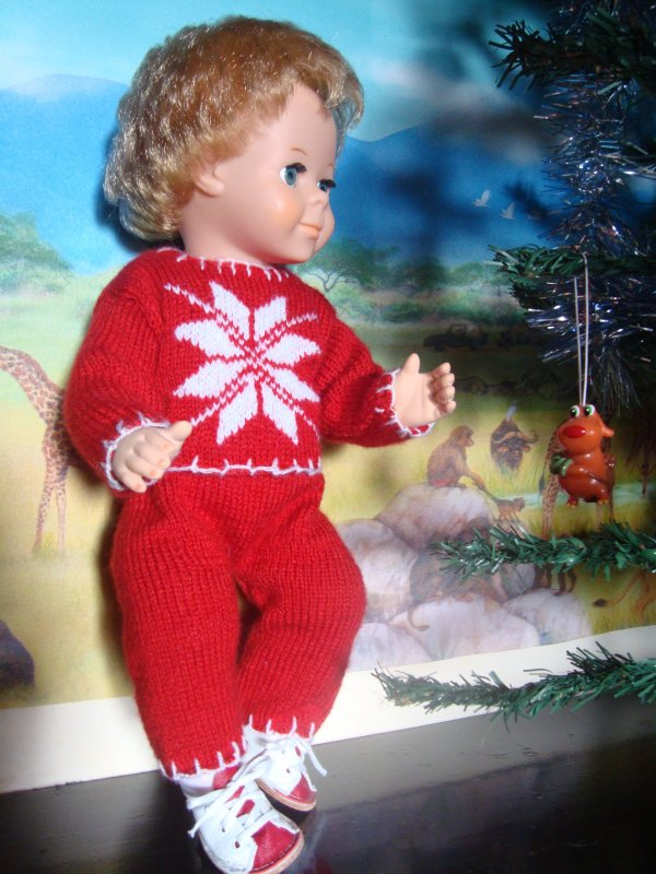 Les fêtes de Noël  -  Michel