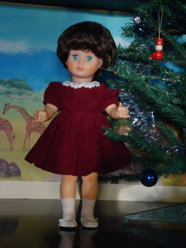 Les fêtes de Noël  -  Clothilde-Marie-Françoise