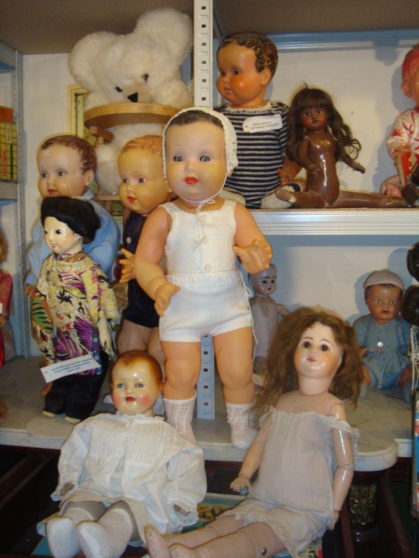 Quelques poupées du passé !