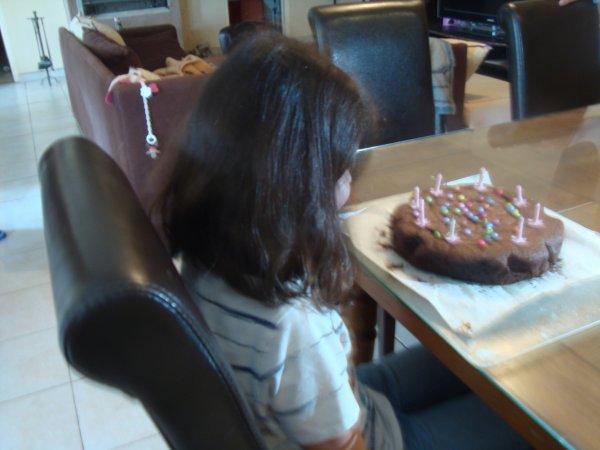 L'anniversaire d'Emily (fin)