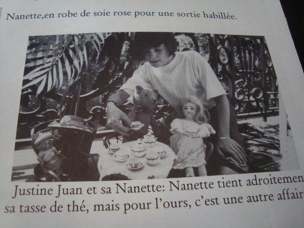 Les vacances de Nanette !