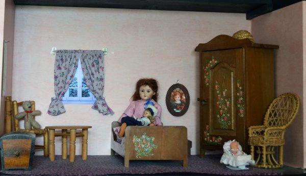 La chambre de Bleuette