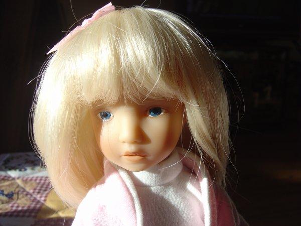 Une poupée Ashton-Drake