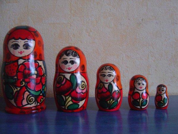 Les poupées insolites