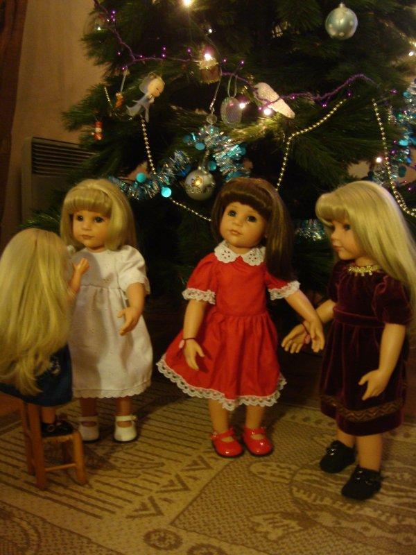Les fêtes chez la famille Götz