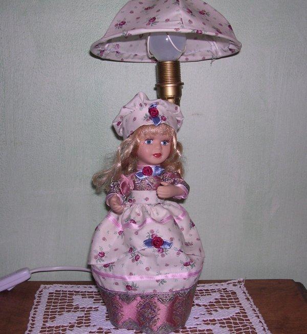 Poupée-Lampe