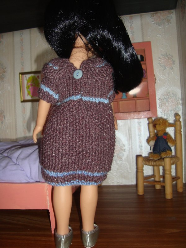 Une robe pour les chéries !