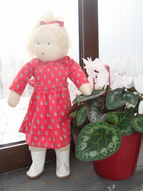 Les poupées chiffon