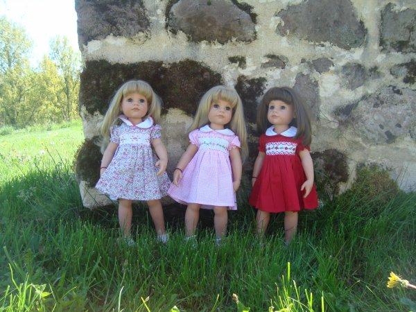 Les robes à smocks de Soso !