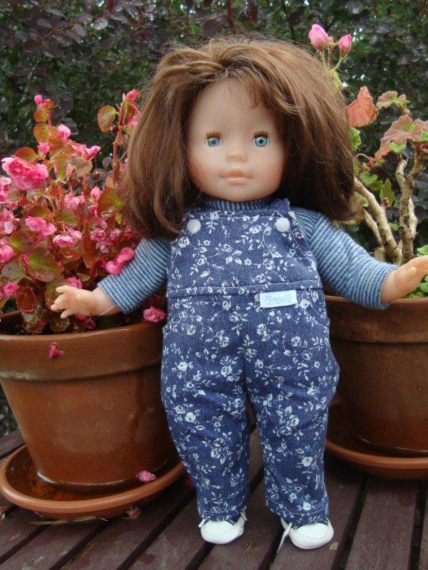 Ma collection de poupées