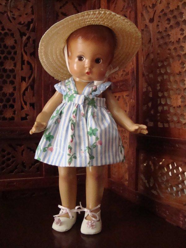 Une nouvelle robe pour Patsy