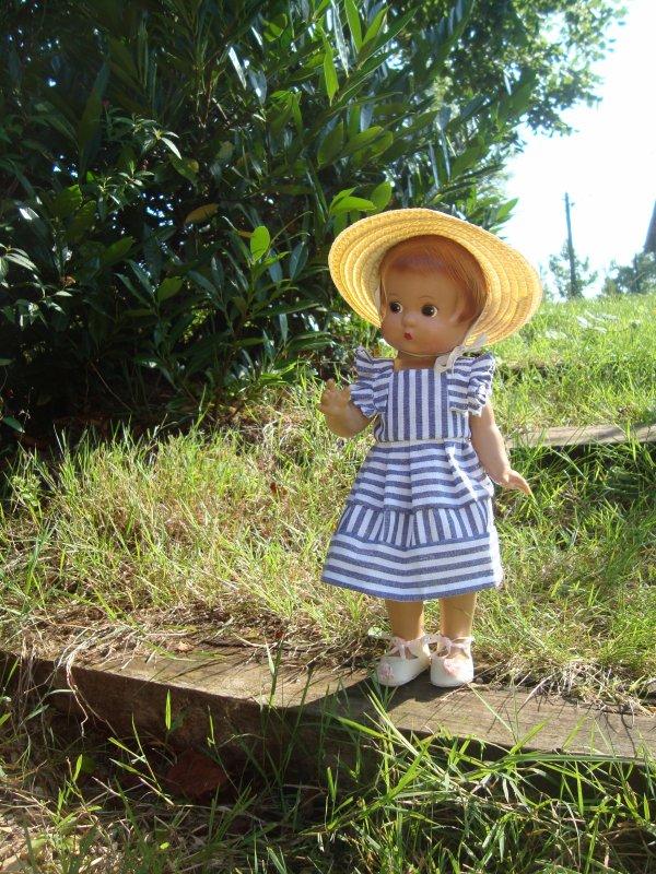 Encore une nouvelle robe pour Patsy