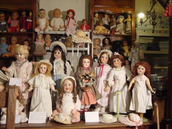 La clinique de la poupée (suite)