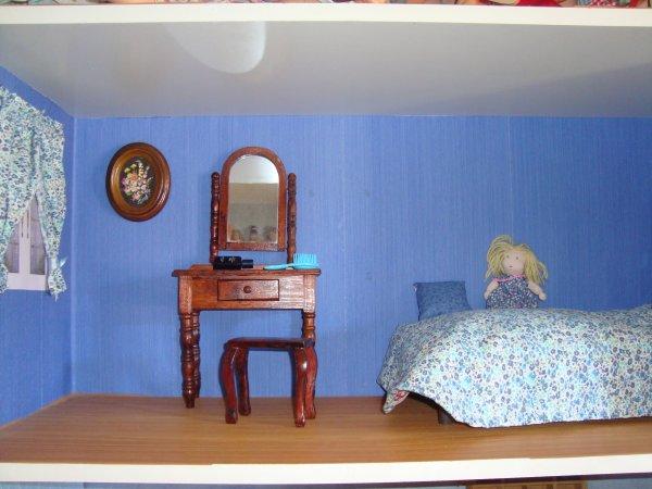 La chambre de Françoise