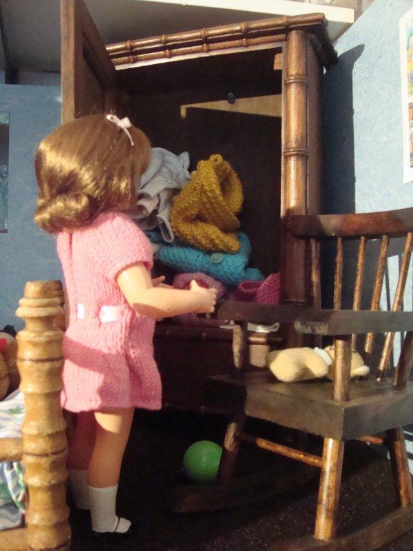 L'armoire de Rose