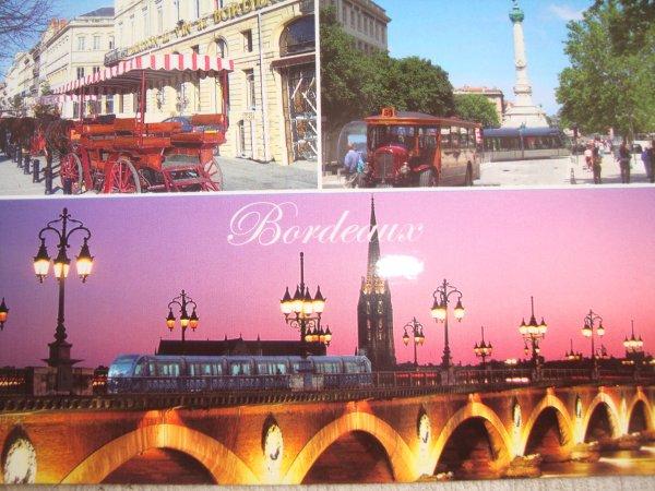 Les vacances à Bordeaux !
