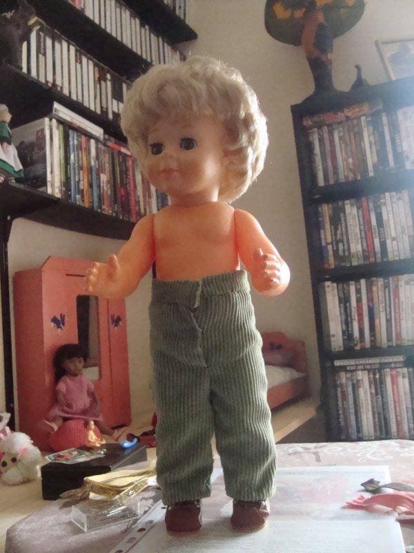 Le tricot à la mode des poupées............