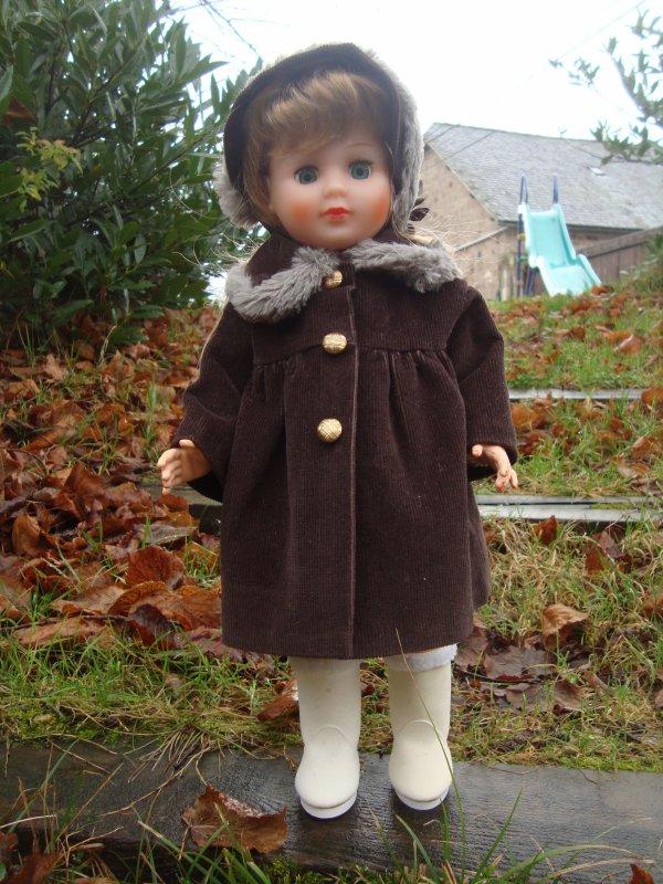 Un nouveau manteau est arrivé !