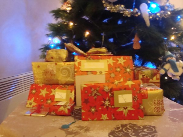Les petits cadeaux .............