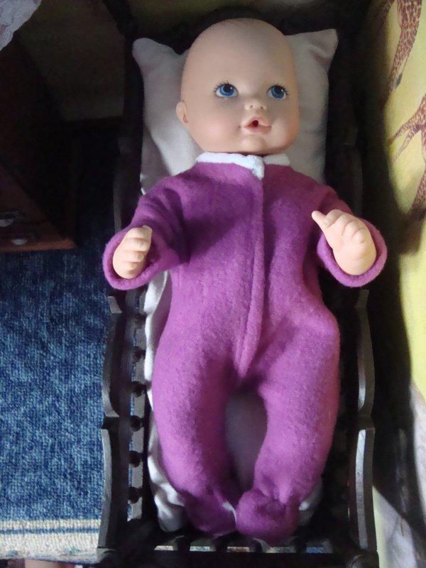 Un pyjama pour Hortense