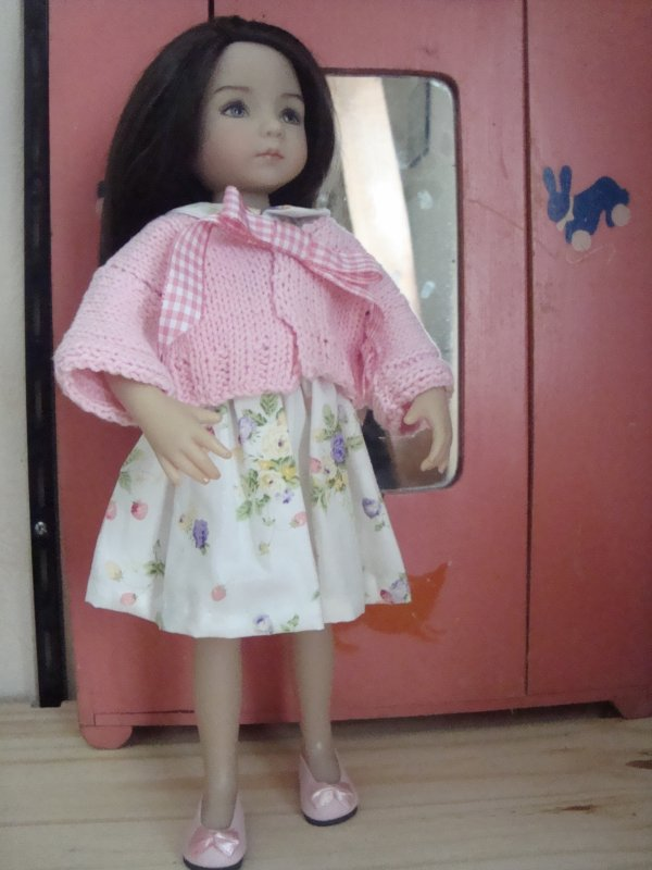 La nouvelle robe de Tiffany