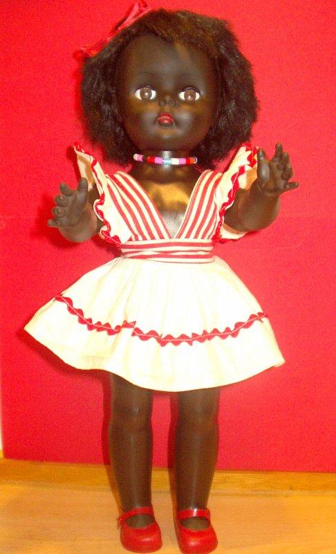 Une nouvelle poupée