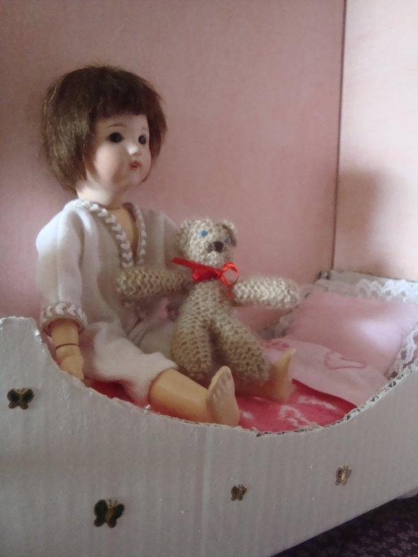 Le lit de Lilou