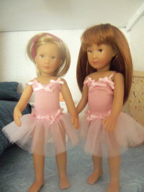 Mes petites danseuses !