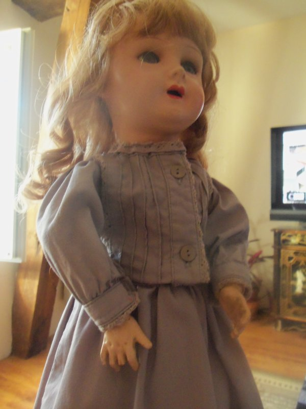 Une robe pour Julie