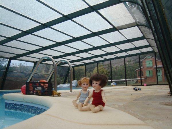 Les Loulotte vont à la piscine !