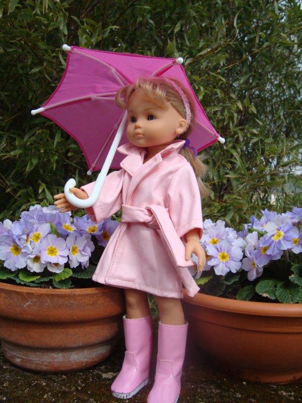 Aujourd'hui il pleut en Corrèze !