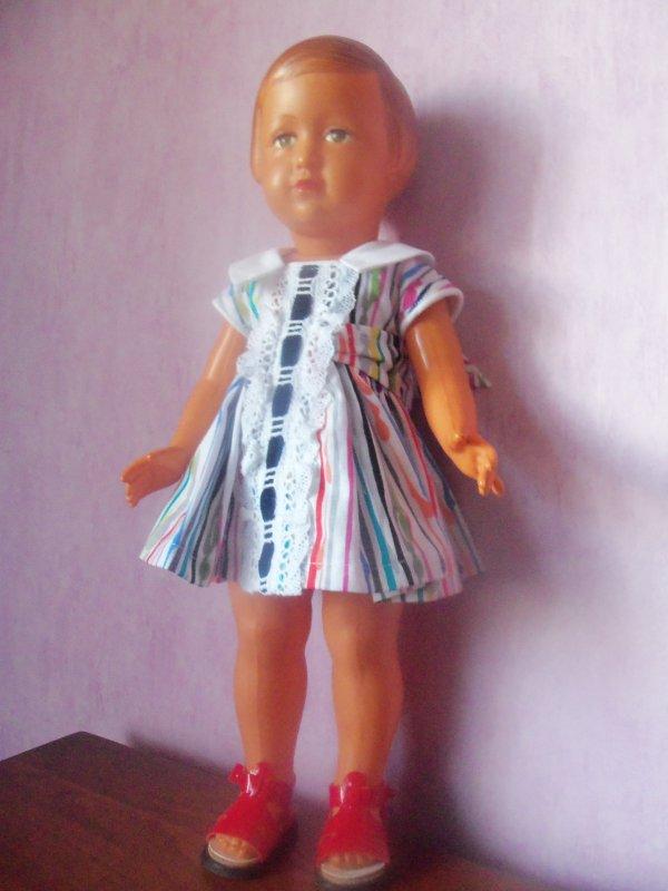 Une robe pour Françoise de Juin 1960