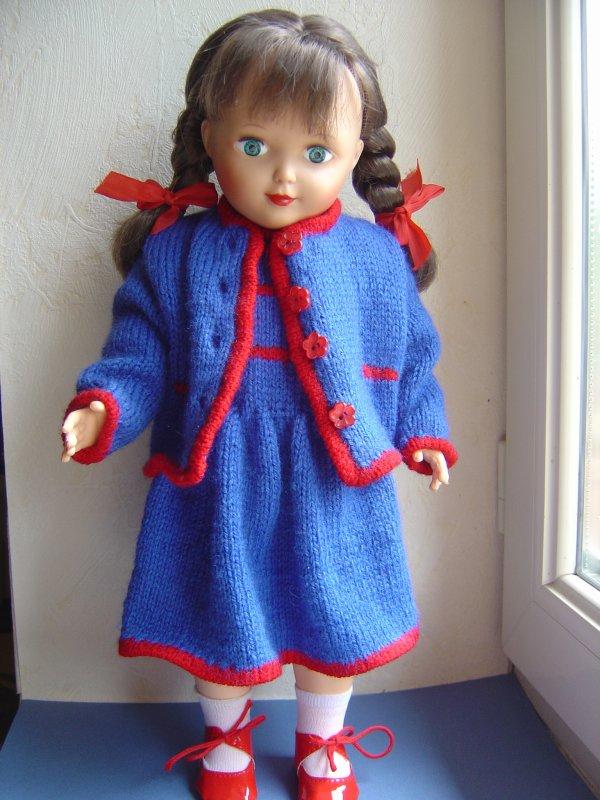 Marie-Françoise à la pointe de la mode ...........