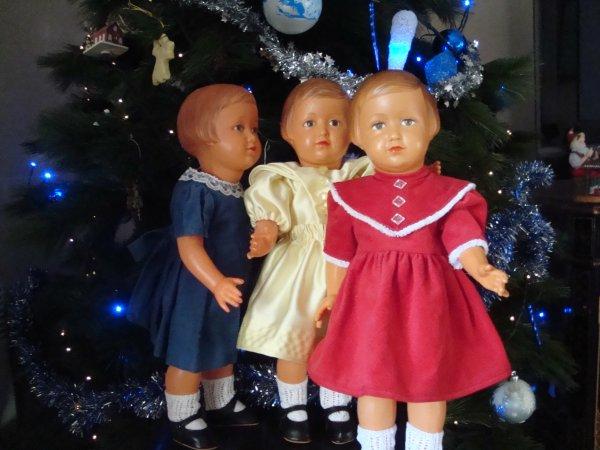 Une robe pour les fêtes de fin d'année !