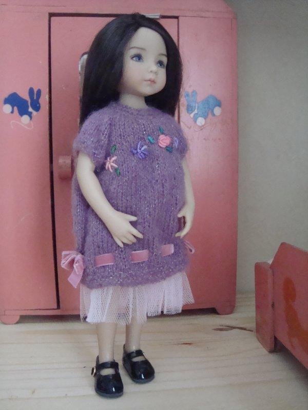Une robe pour les fêtes ........... (suite)