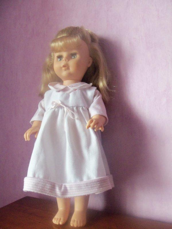 Une nouvelle robe pour Kathia