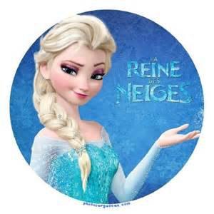 La reine des neiges !