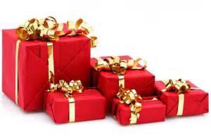 Des cadeaux ..............