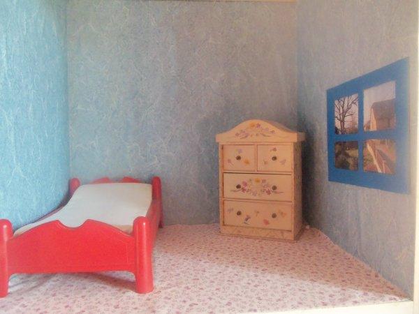 La chambre des petites ..........