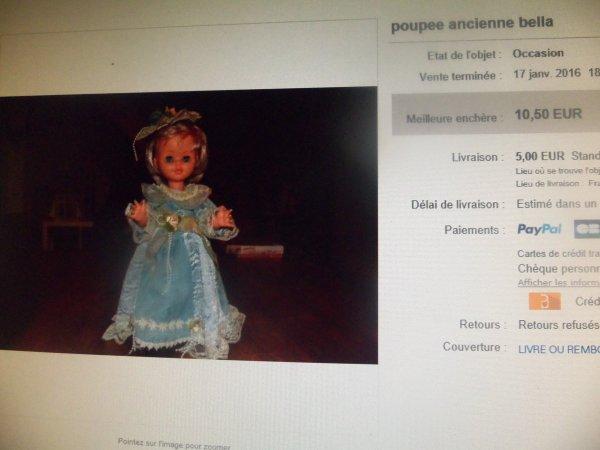 Une poupée Bella