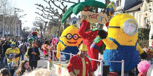 Cette année Mardi Gras se fête le 9 Février !