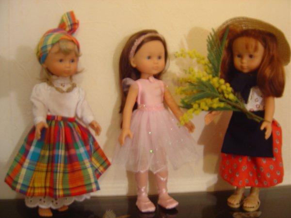 Les Chéries ont eux aussi fêté Mardi-Gras !