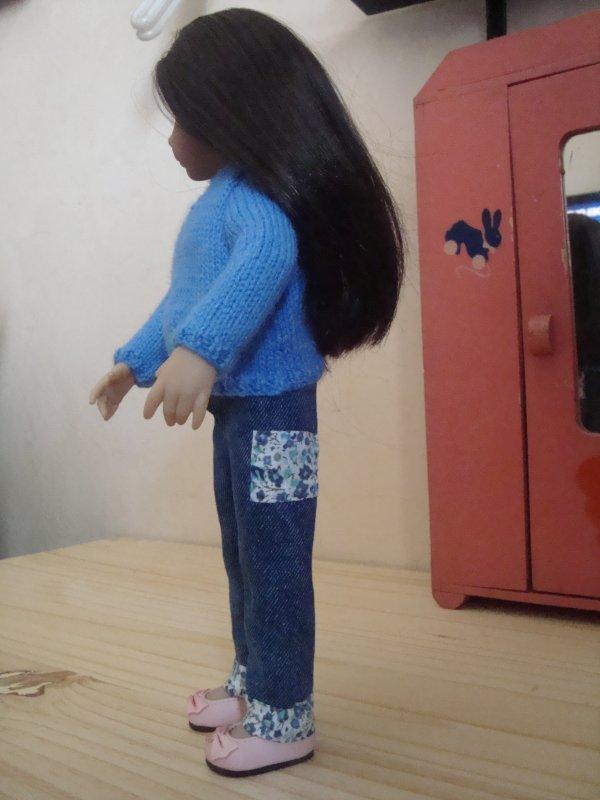 Tiffany a coupé ses cheveux !