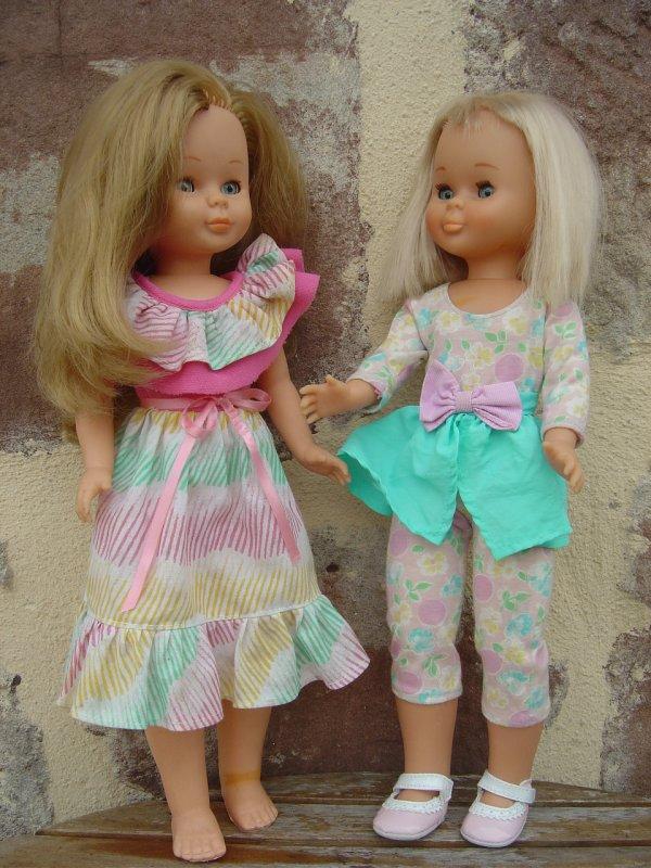 Mes poupées espagnoles